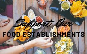 Support Outdoor Dining