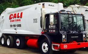 Cali Carting collection truck