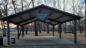 "Bob Chevrier Picnic Pavilion - Grove ""A"""