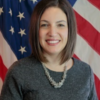 Deputy Mayor Cristina Cutrone